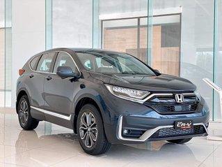 Honda CRV sx 2020 quận 7 Turbo 1.5G giảm thuế 50% giá 1tỷ 048tr, khuyến mãi hấp dẫn xe đủ màu giao ngay, hỗ trợ ngân hàng 80%