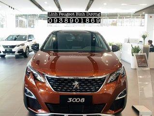 Peugeot 3008 phiên bản mới 2020 - giá tốt Bình Dương