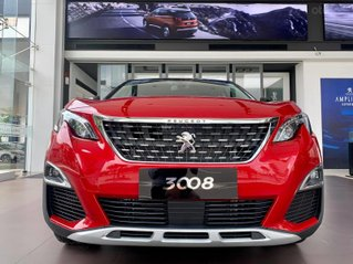 Peugeot 3008 Active phiên bản mới 2020, chỉ từ 979 triệu đồng