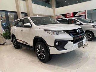 Bán Toyota Fortuner 2.7 AT sản xuất năm 2019, màu trắng