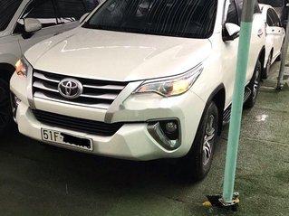 Cần bán gấp Toyota Fortuner đời 2017, màu trắng như mới, giá chỉ 790 triệu