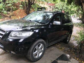 Cần bán gấp Hyundai Santa Fe đời 2008, màu đen, xe nhập còn mới
