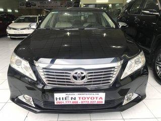 Bán Toyota Camry 2.5G năm sản xuất 2013, màu đen, giá cạnh tranh