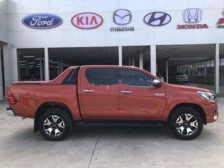 Bán Toyota Hilux đời 2019, màu đỏ, xe nhập còn mới