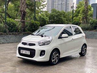 Bán ô tô Kia Morning năm sản xuất 2018, màu trắng, 369tr