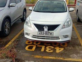 Cần bán lại xe Nissan Sunny năm 2016, màu trắng