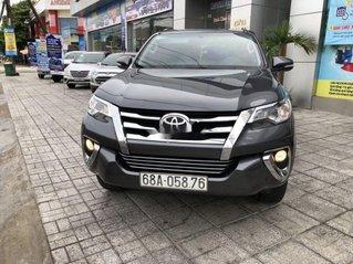 Bán Toyota Fortuner sản xuất 2017, màu xám, nhập khẩu