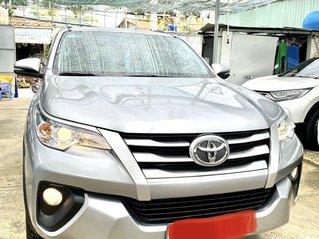 Bán Toyota Fortuner đời 2019, màu bạc, số sàn, giá chỉ 876 triệu