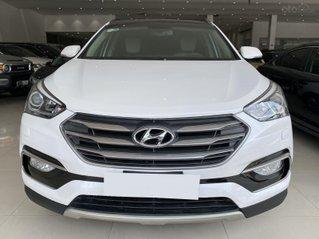 Cần bán Hyundai Santafe AT 2.4 sx 2018 4WD, máy xăng Full