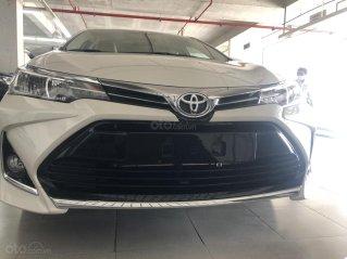 Bán Toyota Corolla Altis 1.8 CVT- mẫu 2021 mới - khuyến mãi lớn, mua trả góp chỉ với 170 triệu