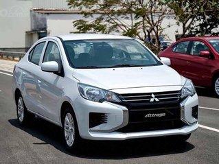 Cần bán Mitsubishi Attrage đời 2020, màu trắng, nhập khẩu