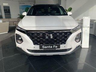 Cần bán xe Hyundai Santa Fe sản xuất 2020, màu trắng