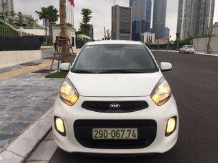Cần bán Kia Morning sản xuất năm 2015, màu trắng, nhập khẩu