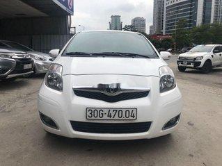 Cần bán lại xe Toyota Yaris năm sản xuất 2012, màu trắng, nhập khẩu Thái Lan, 375 triệu