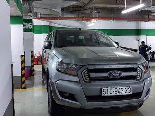 Bán Ford Ranger đời 2017, màu bạc, nhập khẩu