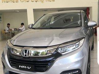 Bán Honda HR-V đời 2020, màu bạc, nhập khẩu Thái