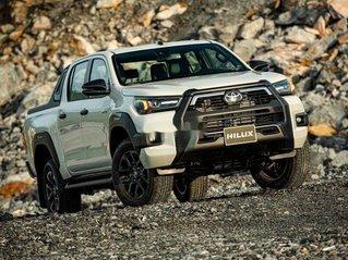 Cần bán Toyota Hilux năm 2020, màu trắng, nhập khẩu