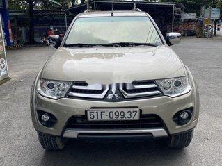 Bán Mitsubishi Pajero Sport năm sản xuất 2015, nhập khẩu, xe gia đình