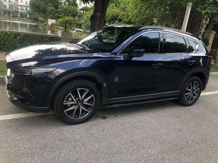 Bán Mazda CX 5 sản xuất năm 2019, màu xanh lam, mới sử dụng