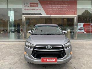 Giá xe Toyota Innova 2.0E sx 2016 màu bạc, xe công ty XHĐ đủ 91.000km - xe chất giá tốt