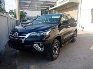 Bán xe Toyota Fortuner 2.4 AT 4X2 sản xuất 2020, tặng 1 năm bảo hiểm thân vỏ
