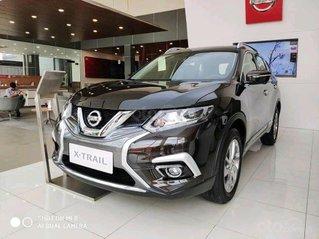 Ưu đãi khủng chưa từng có khi mua xe Nissan X-trail 2.5 đời 2020 màu xanh đen tại Quảng Bình