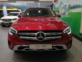 Mercedes-Benz GLC 200 2020 giảm ngay 50% thuế trước bạ + khuyến mãi cực kì hấp dẫn
