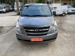 Bán xe Starex 3 chỗ, đời 2010, số tự động, máy dầu, đăng ký lần đầu tại Việt Nam 2015