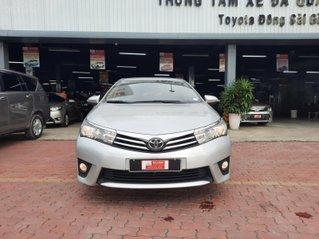 Bán Toyota Altis, màu bạc, số tự động, gia đình sử dụng, đã kiểm tra 176 hạng, KM thuế trước ba + bảo hiểm