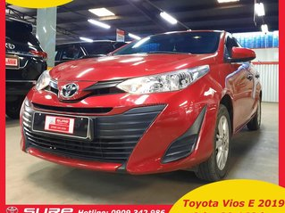 Cần bán Toyota Vios 2019 đi 29.800km, số sàn, xe đã kiểm tra 176 hạng mục, liên hệ để nhận ưu đãi tiền mặt
