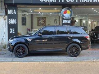 Range Rover Sport Superchac 5.0 sản xuất 2013, đăng ký 2016, đen da bò, hàng siêu hiếm