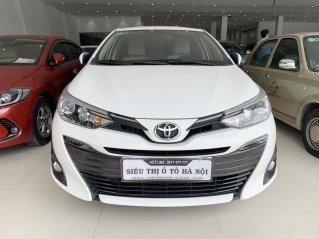 Cần bán xe Toyota Vios G 2019, biển số SG, màu trắng