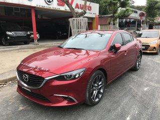 Mazda 6 2.5 Premium 2019 màu đỏ nồng cháy