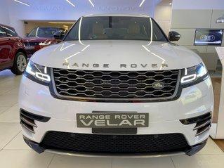 Bán xe Range Rover Velar nhập khẩu chính hãng màu trắng, mới 2021, giá tốt nhất. Xe sẵn, nhiều màu lựa chọn, giao ngay