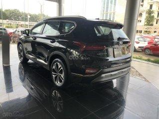 Bán Hyundai Santafe 2020 New - Giảm ngay thuế trước bạ 50%, tặng tiền mặt cùng phụ kiện chính hãng