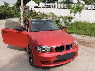 Bán xe BMW 1 Series 128i sản xuất năm 2010, màu đỏ, nhập khẩu