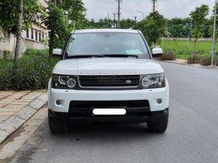 LandRover Sport Supercharged 5.0L sx 2010, màu trắng, nhập khẩu