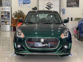 Bán ô tô Suzuki Swift năm sản xuất 2020, màu xanh lam, nhập khẩu nguyên chiếc, giá 549tr