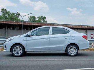 Bán Mitsubishi Attrage sản xuất 2020, màu trắng, nhập khẩu