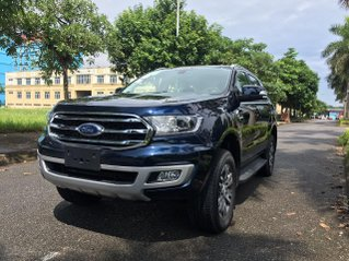 Ford Everest Trend 2020 màu đẹp giảm giá 1xx triệu, khuyến mại siêu hấp dẫn