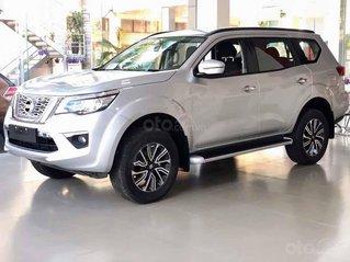 Bán ô tô Nissan Terra E 2.5 AT 2WD sản xuất 2019, màu bạc, xe nhập