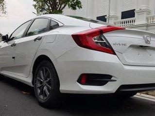 Bán ô tô Honda Civic 2020, màu trắng