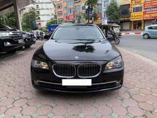 BMW 750Li nhập khẩu nguyên chiếc tại Đức, sản xuất 2009