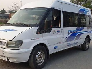 Bán xe Ford Transit Van 2.4L đời 2005, màu trắng, giá tốt