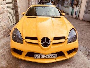 Bán Mercedes  SLK200 sản xuất 2005, xe nhập, 630 triệu