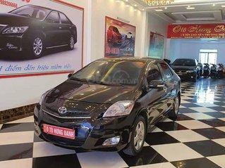 Bán Toyota Vios MT đời 2009, màu đen còn mới