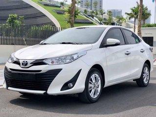 Cần bán gấp Toyota Vios sản xuất năm 2018, màu trắng còn mới, giá chỉ 490 triệu