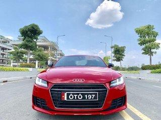 Bán Audi TT năm 2016, màu đỏ, nhập khẩu