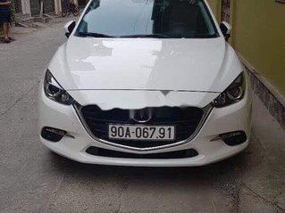 Chính chủ bán ô tô Mazda 3 2018, màu trắng