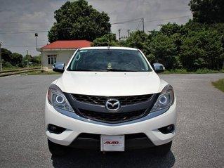 Bán Mazda BT 50 đời 2015, màu trắng, nhập khẩu